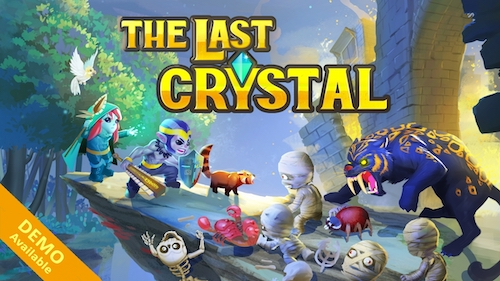 The Last Crystal Game Demo