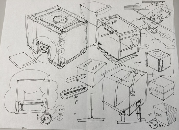 Cube Sketches