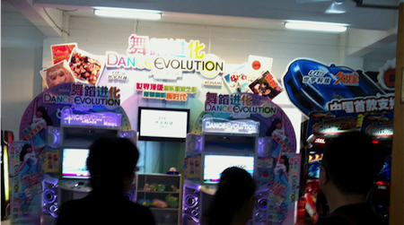 Dance Evolution Games
