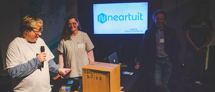Neartuit at Demo Day