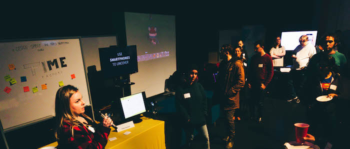 Time Factory at Demo Day