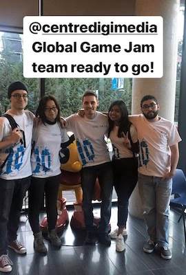 Global Game Jam Team