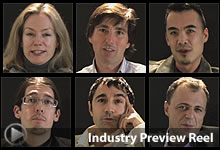 Watch our industry preview reel.