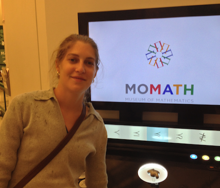 Isa at Momath