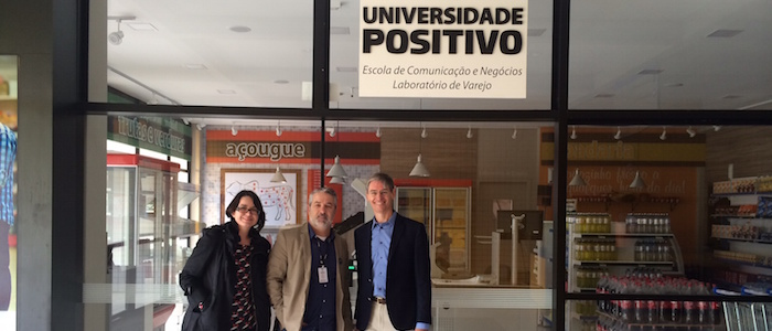 Richard Smith at University Positivo PR
