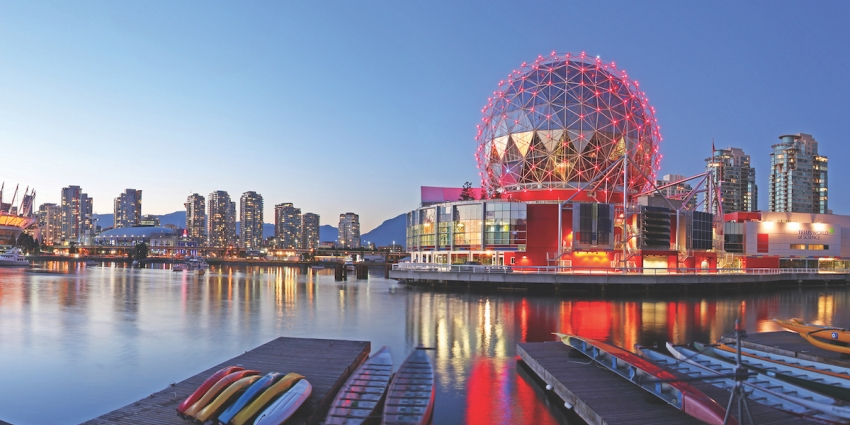 Vancouver's World Class Recreational Activities