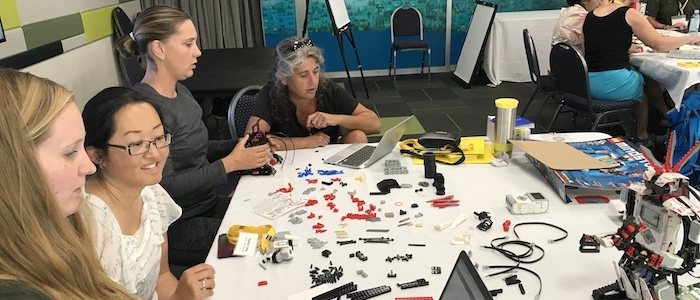 Designing Tomorrow's Classrooms: A Design-Thinking Workshop for Teachers