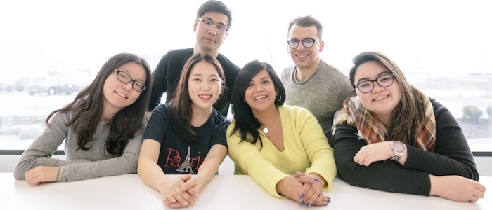 MDM Students Win Student UX Award at the Vancouver User Experience Awards