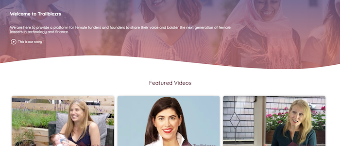 An MDM Project to Inspire Women to Become Funders and Founders of Tech Companies