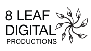 8 Leaf Digital Productions Logo