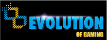 Evolution of Gaming Logo