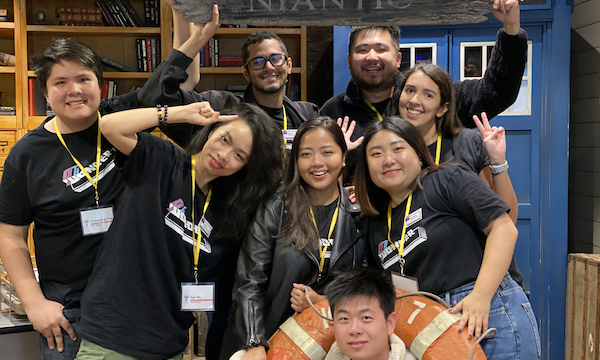 MDM Student Team Runner Up In Niantic Beyond Reality Developer Contest