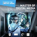 Master of Digital Media Viewbook