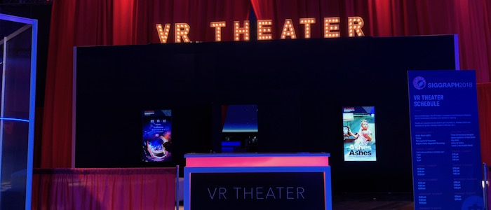 Three MDM Student Cohorts Work Together To Develop VR Theatre at SIGGRAPH